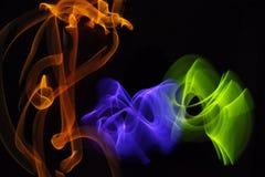 Земля, ветер, и огонь Стоковые Фотографии RF