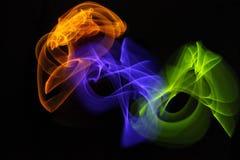 Земля, ветер, огонь 2 Стоковое фото RF