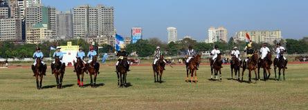 Земля гонки в Мумбае Стоковые Фото