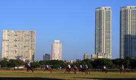 Земля гонки в Мумбае Стоковое Фото