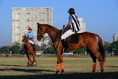 Земля гонки в Мумбае Стоковые Фотографии RF
