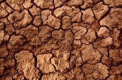 Земля засухи Стоковые Изображения RF