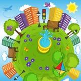 Земля и окружающая среда Стоковые Фотографии RF