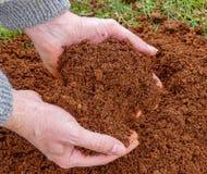 Земля и почва стоковая фотография rf