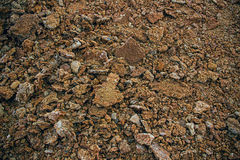 Земля, камень, текстура Стоковые Фото