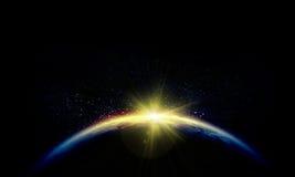 Земля планеты стоковые изображения rf