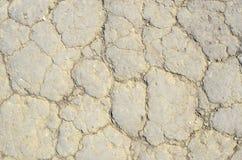 земля треснутая предпосылкой сухая Стоковое фото RF