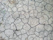 земля треснутая предпосылкой Стоковое Фото