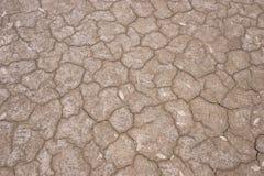 земля треснутая предпосылкой Стоковые Фото