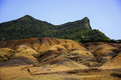 Земля 7 цветов стоковые фотографии rf