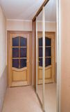 зеркало двери Стоковое фото RF