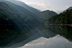 зеркало озера Стоковое фото RF