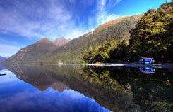 зеркало озер Стоковое Фото