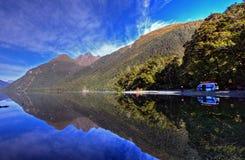 зеркало озер Стоковая Фотография