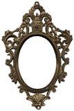 зеркало рамки стоковое изображение