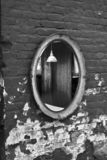 зеркало старое Стоковые Фотографии RF