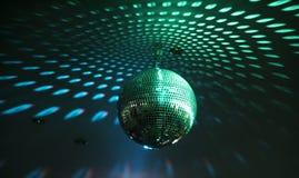 зеркало диско шарика Стоковые Изображения RF
