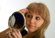 зеркало Стоковые Фото