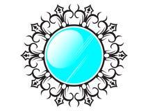 зеркало Стоковое фото RF