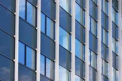 зеркало fasade Стоковые Фотографии RF
