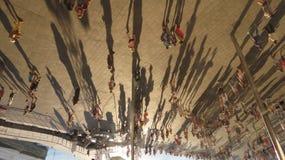 Зеркало марселей Стоковое фото RF