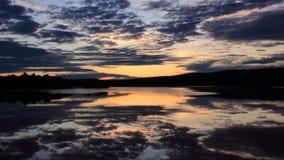Зеркало утра Стоковое Изображение