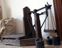 зерна вычисляют по маштабу традиционное Стоковые Фото