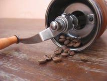 зерна естественного кофе Стоковые Фотографии RF