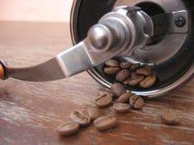 зерна естественного кофе Стоковое Изображение RF