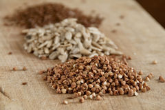 зерна здоровые Стоковое Изображение RF