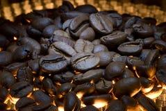 зерна кофе Стоковые Изображения RF