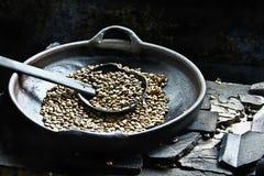 Зерна Coffe Стоковая Фотография