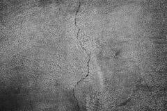 Зернистая темная grungy текстура стены Стоковые Фотографии RF