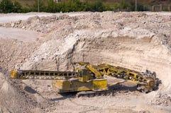 зернокомбайн промышленный стоковое фото rf