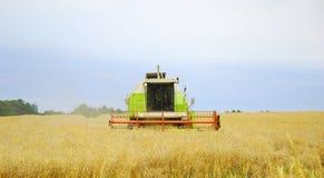 зернокомбайн Стоковое Изображение RF