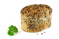 зернохранилище хлеба здоровое стоковое изображение