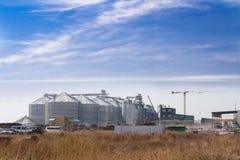 зернохранилище Стоковое фото RF