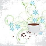 зерно кофейной чашки стоковые фото