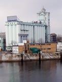 зерно лифта Стоковое Фото