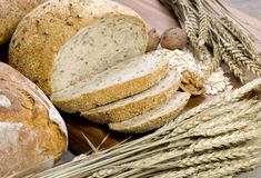 зерно хлеба 8 Стоковые Изображения RF