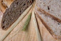 зерно хлеба все Стоковые Изображения RF