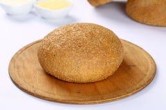 зерно хлеба свежее все Стоковое Изображение
