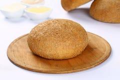 зерно хлеба свежее все Стоковые Фотографии RF