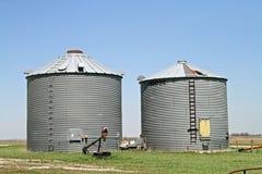 зерно ящиков Стоковое фото RF