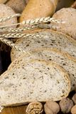 зерно 5 хлебов Стоковая Фотография