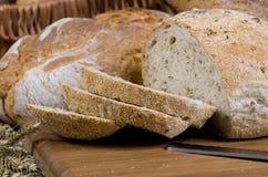 зерно 6 хлебов Стоковое фото RF