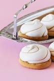 Зефиры и печенья Стоковые Изображения RF