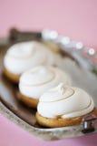 Зефиры и печенья Стоковое фото RF
