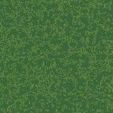Зеленая безшовная картина Стоковое Фото