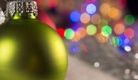 Зеленая безделушка Стоковое фото RF